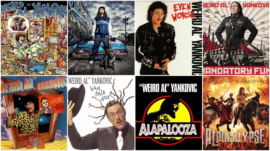 Weird Al Songs 9