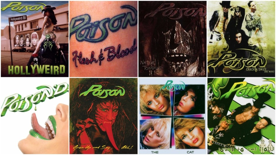 Poison – The Albums Ranked Worst to First – 2loud2oldmusic