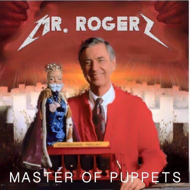 Mr  Rogers – 2loud2oldmusic