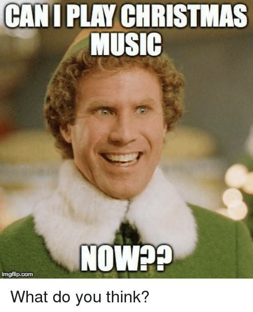Tuesday\u0027s Memes \u2013 Christmas Music \u2013 2loud2oldmusic