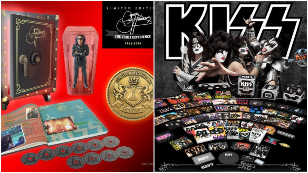 Gene Simmons The Vault Experience Or The Kiss Kissteria