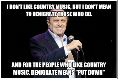 the-legendary-bob-newhart-on-country-music-92832