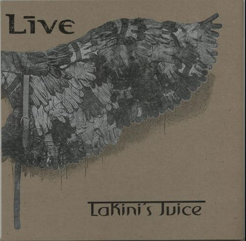 LIVE_LAKINIS+JUICE+-+CLEAR+VINYL-83747