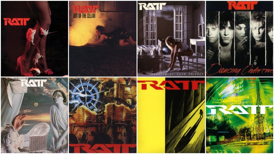 Ratt – The Albums Ranked Worst to First – 2loud2oldmusic