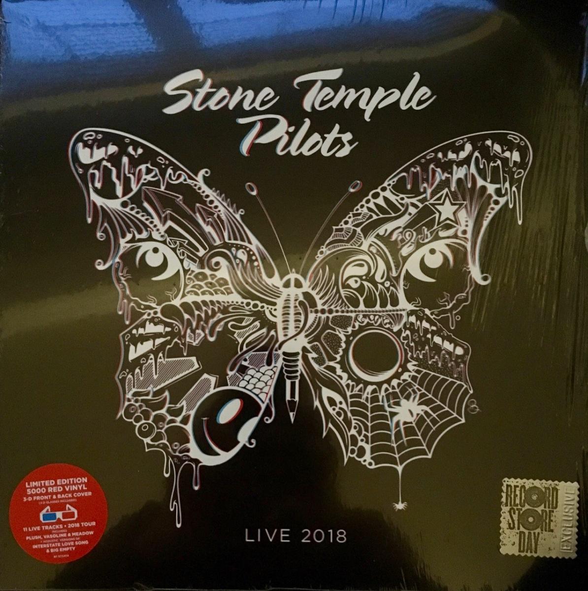 stone temple pilots live 2018 album review 2loud2oldmusic. Black Bedroom Furniture Sets. Home Design Ideas
