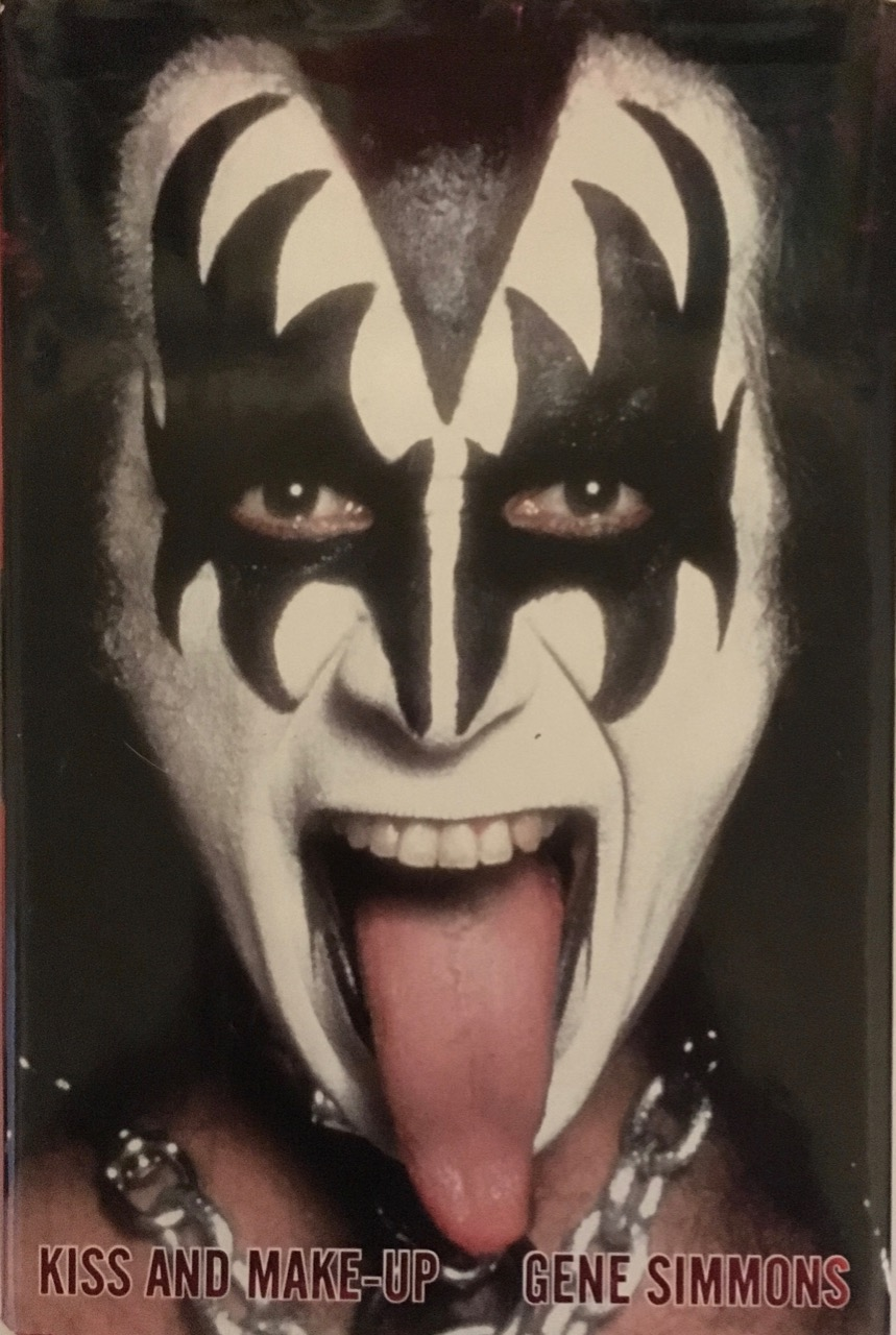 Gene Simmons Kiss And Make Up Book Review