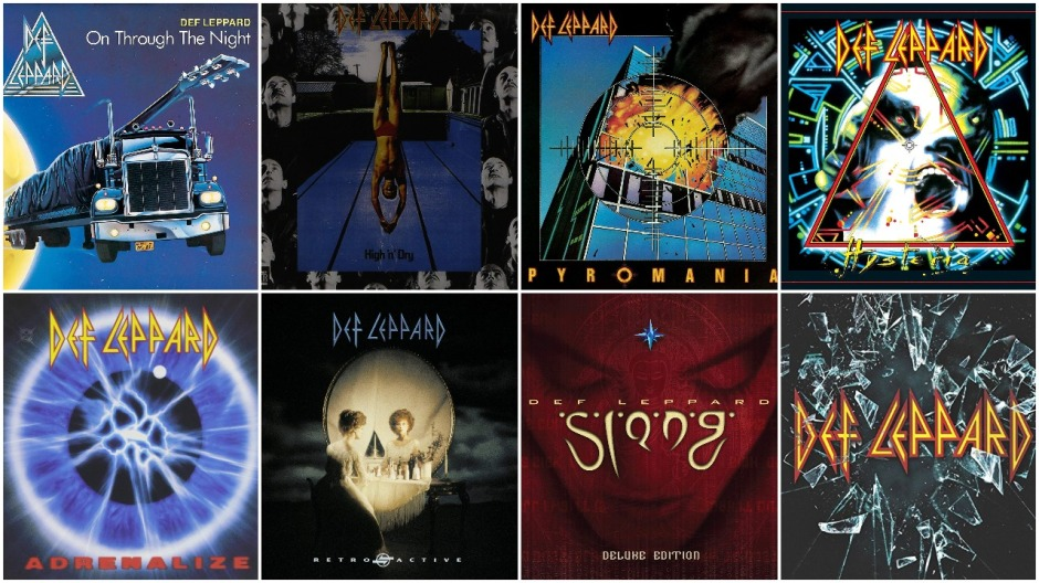 Def Leppard – The Albums Ranked Worst to First – 2loud2oldmusic