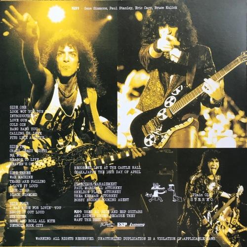 Kiss – Look Wot You Dun To Me (Bootleg Series) – Album Review