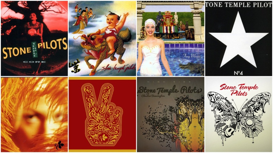 Stone Temple Pilots The Albums Ranked Worst To First