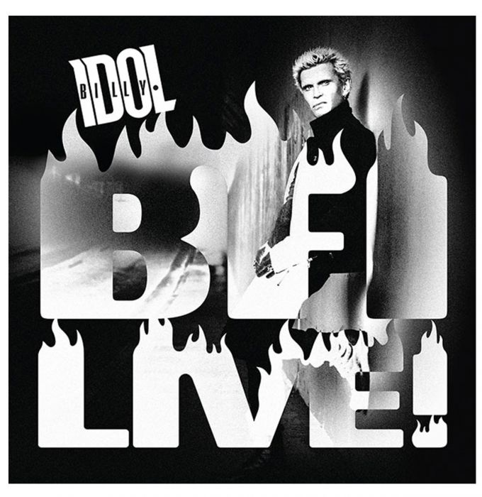 Billy Idol Bfi Live Album Review The Billy Idol Series 2