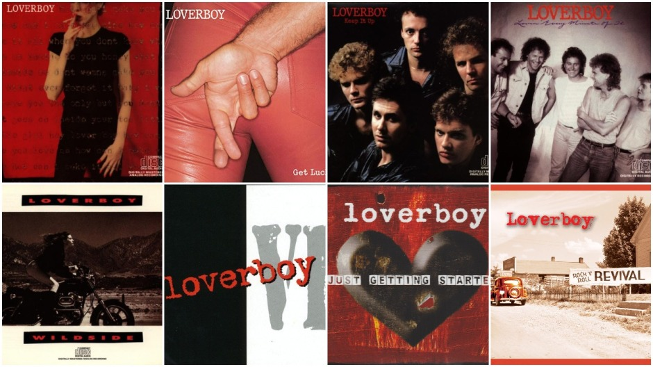 Loverboy – The Albums Ranked Worst to First – 2loud2oldmusic