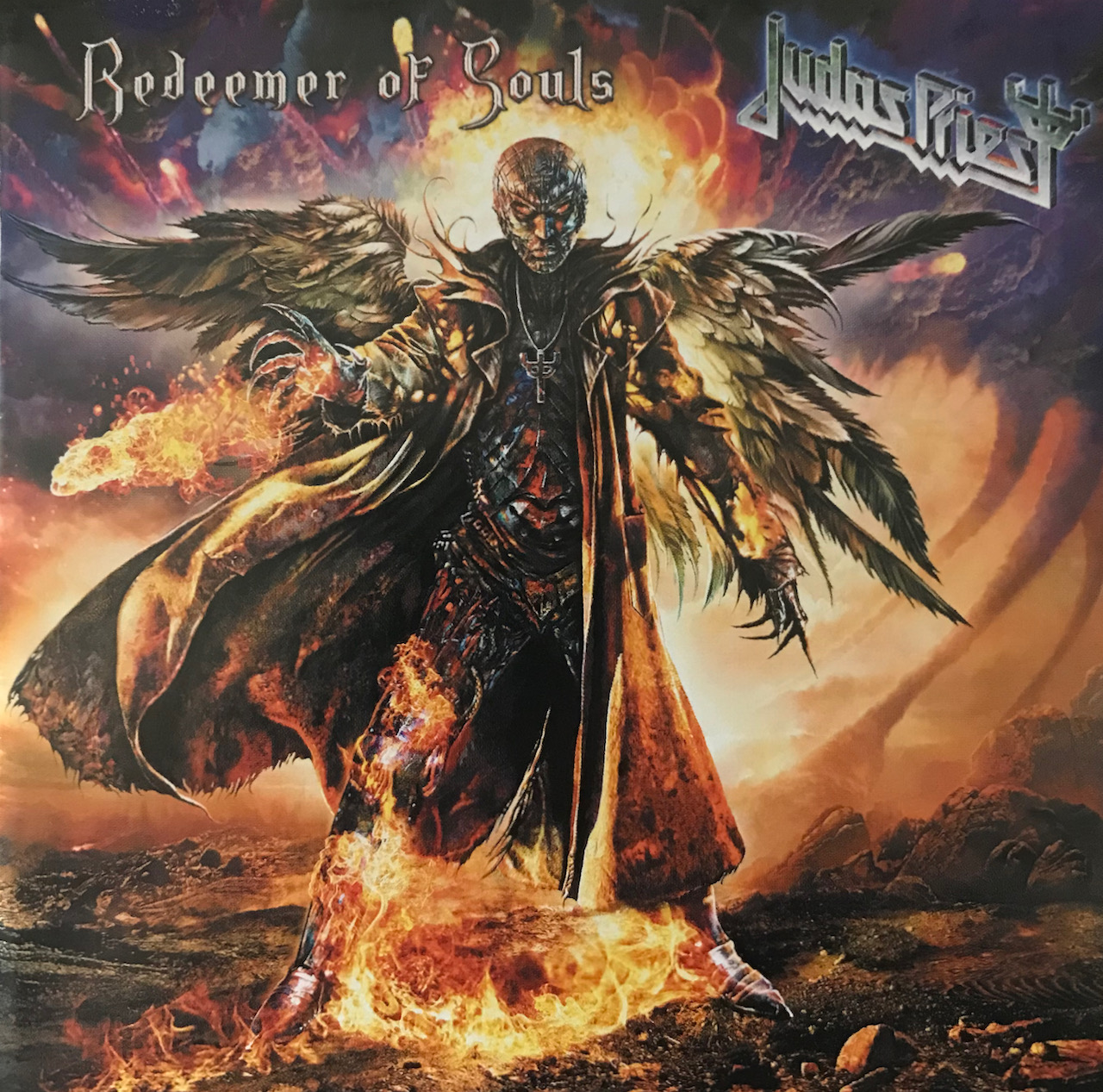 Judas Priest – 'Redeemer of Souls' (2014) – Album Review (The Complete Albums Collection Series – Bo ...