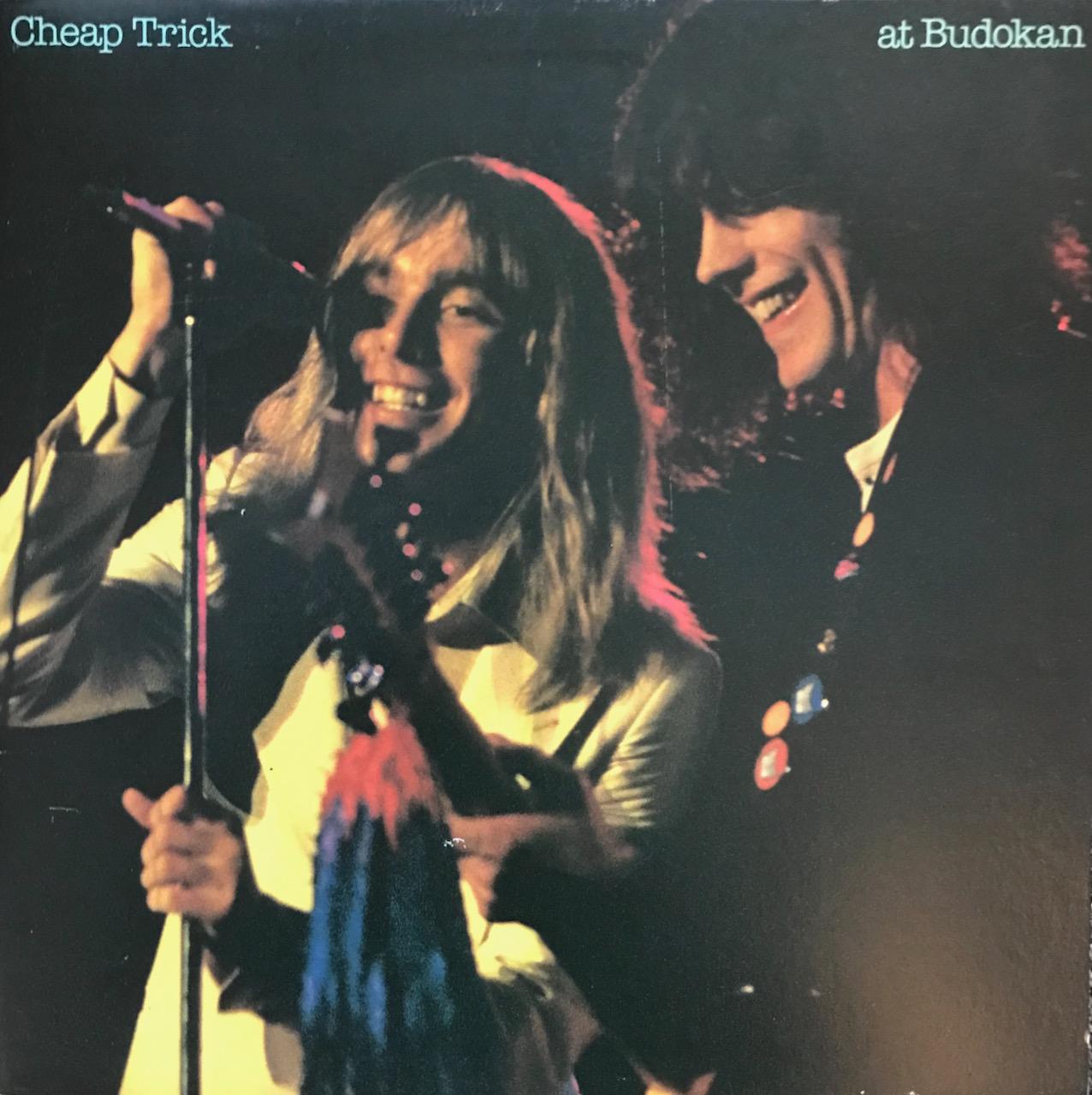 Cheap Trick – 'Cheap Trick at Budokan' (1978) – Album Review (The Cheap Trick Collection Series) ...