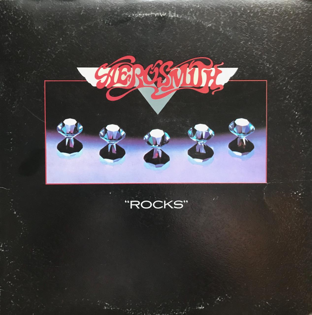 Aerosmith – 'Rocks' (1976) – Album Review (The Aerosmith Collection Series)