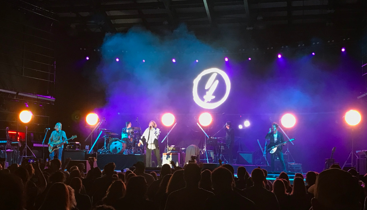 Switchfoot – Switchfoot 2021 Tour (Charlotte Metro Credit Union Amphitheater – October 14, 2021) – C ...