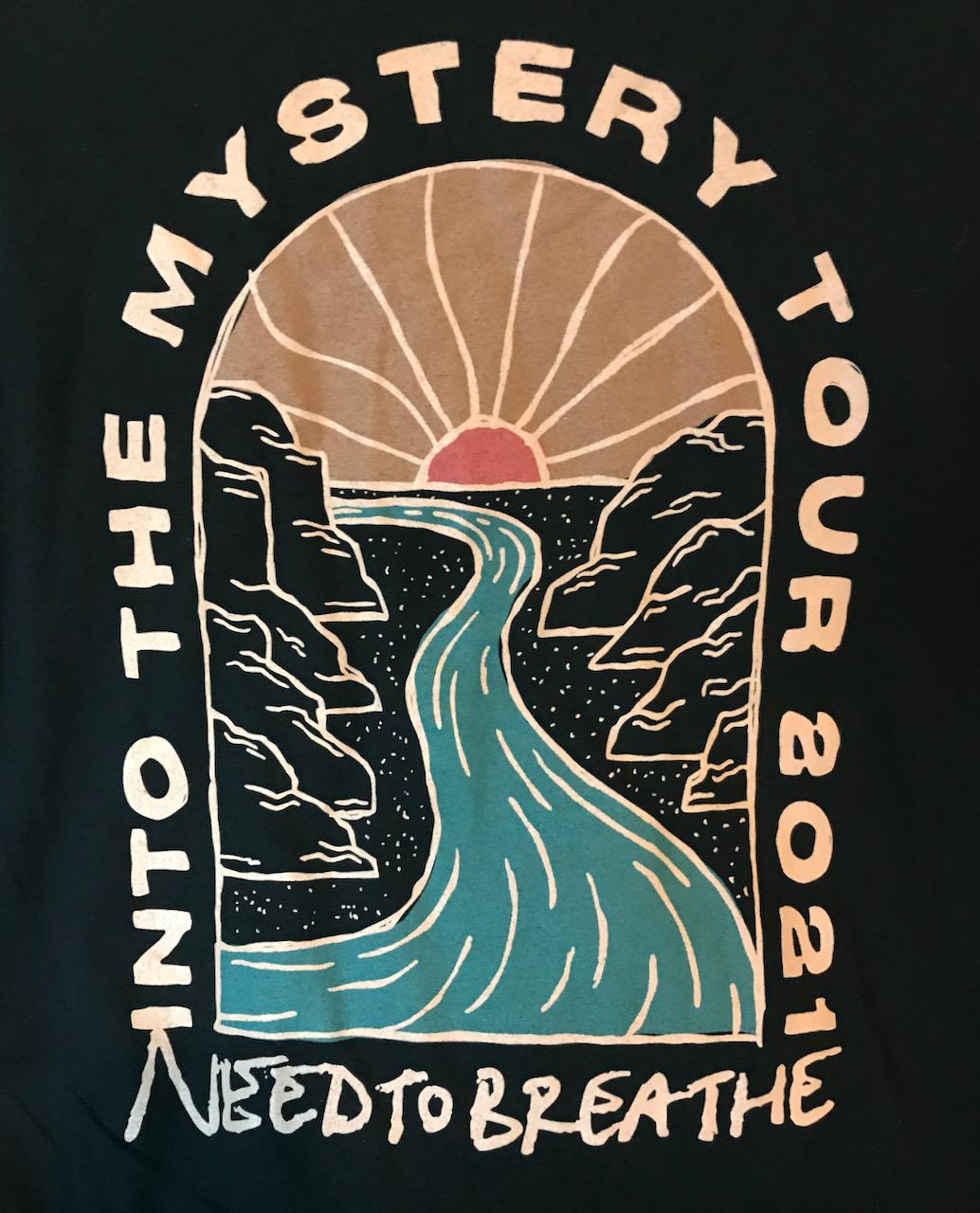 Needtobreathe – Into the Mystery Tour 2021 (Charlotte Metro Credit Union Amphitheater – October 14, ...